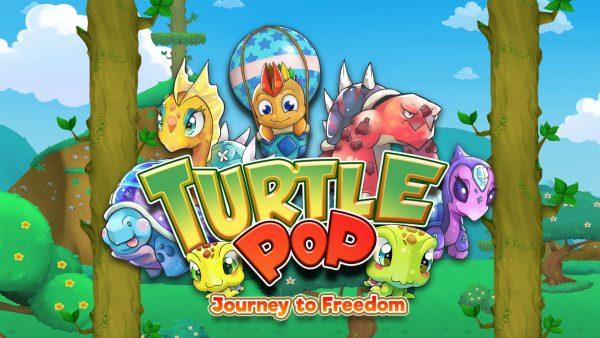 TurtlePop: Journey to Freedom 01