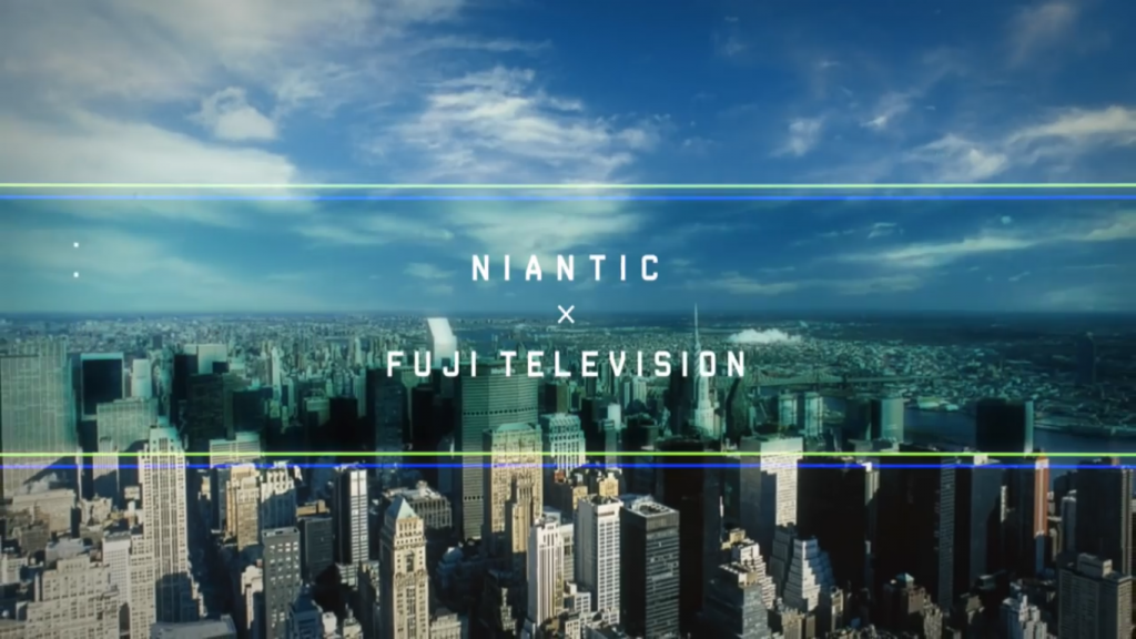 Niantic and Fuji TV are making an Ingress anime adaptation