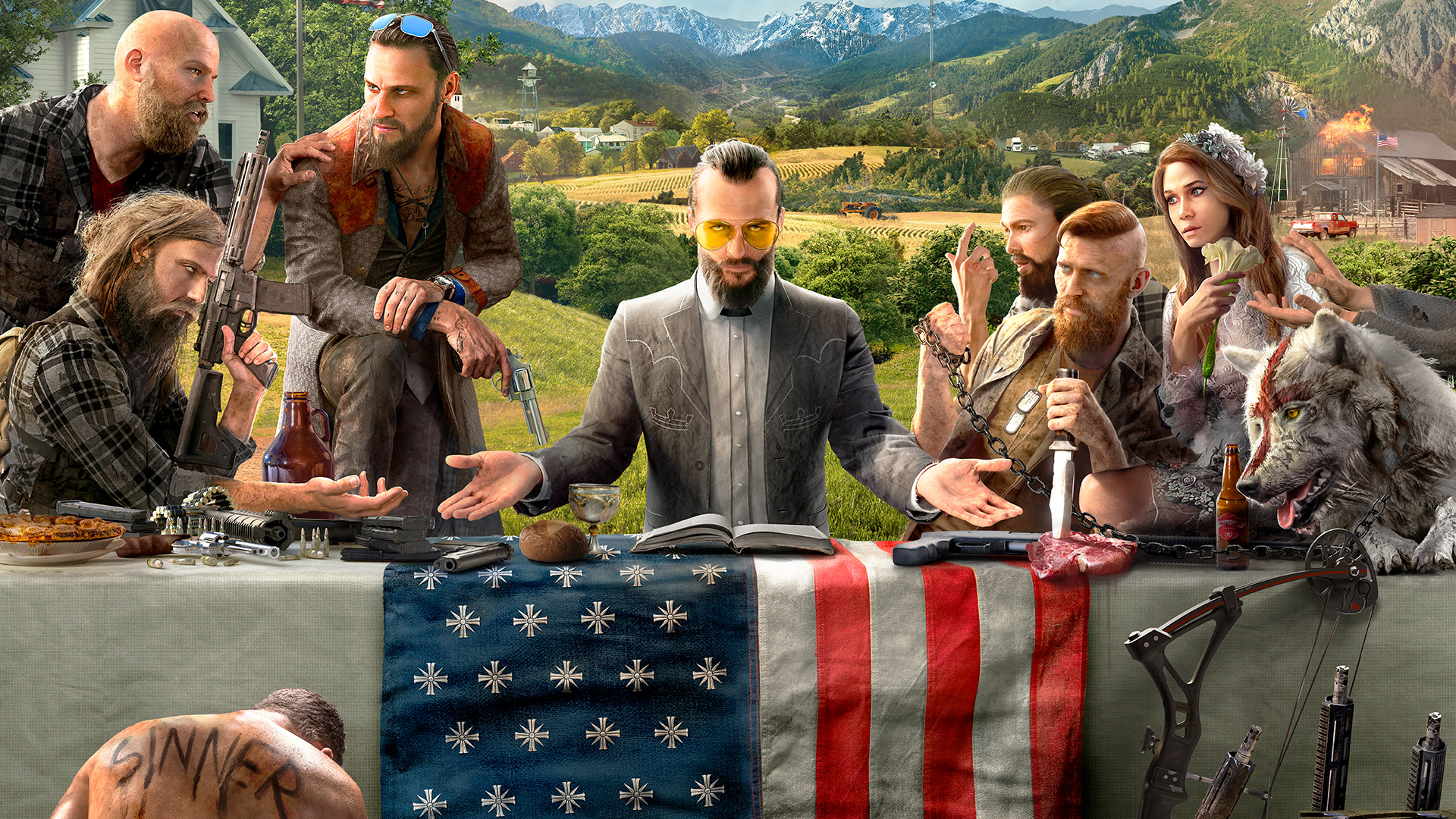 Far Cry 5 Review 01