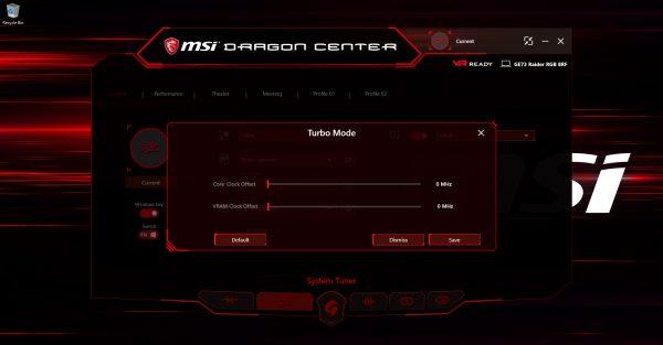 MSI Dragon Center 2 - 02