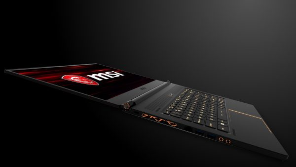 MSI Notebook GS65 Stealth Thin 04