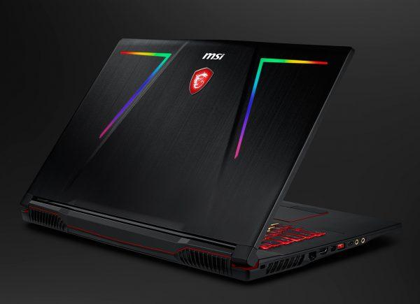 MSI Notebook GE73 Raider RGB 02