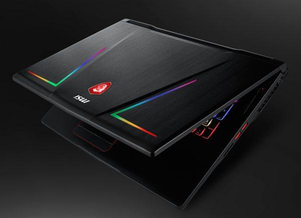 MSI Notebook GE73 Raider RGB 03