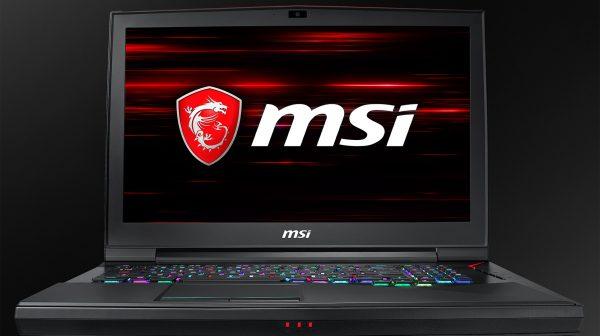 MSI Notebook GT71 Titan 01