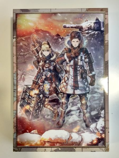 Valkyria Chronicles 4 - 10th Memorial Package - Package 03