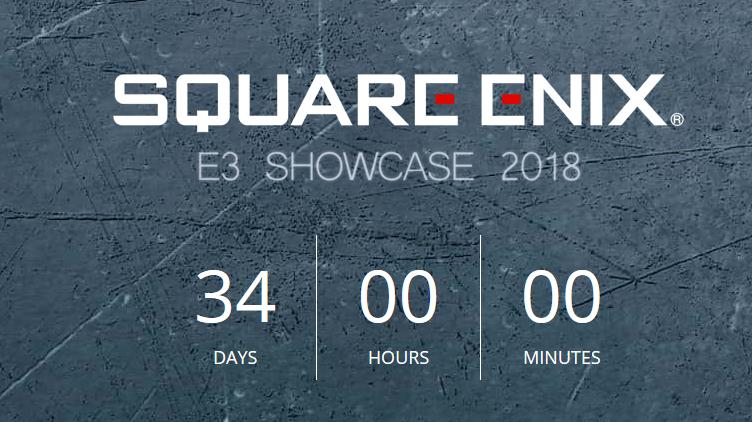 E3 2018 - Square Enix Announcement