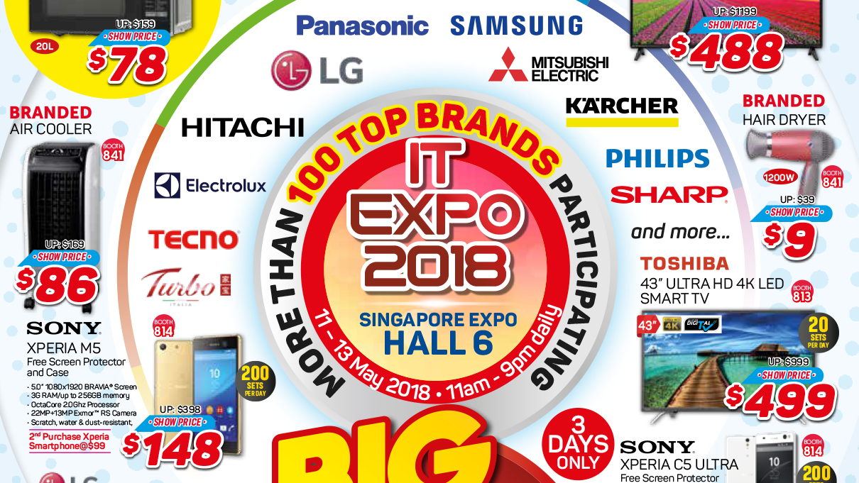 IT Expo 2018 - Logo Crop
