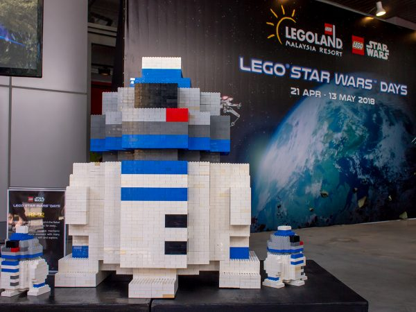 Star Wars Days Returns To Legoland Malaysia With New Speed Building