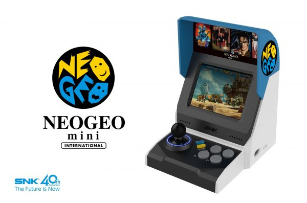 SNK NEOGEO mini International 01