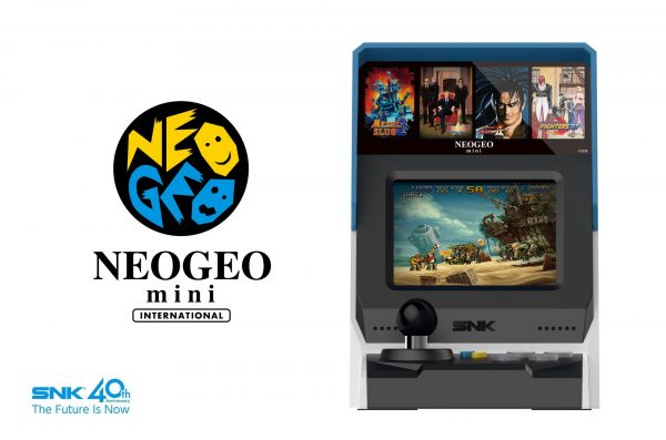 SNK NEOGEO mini International 02