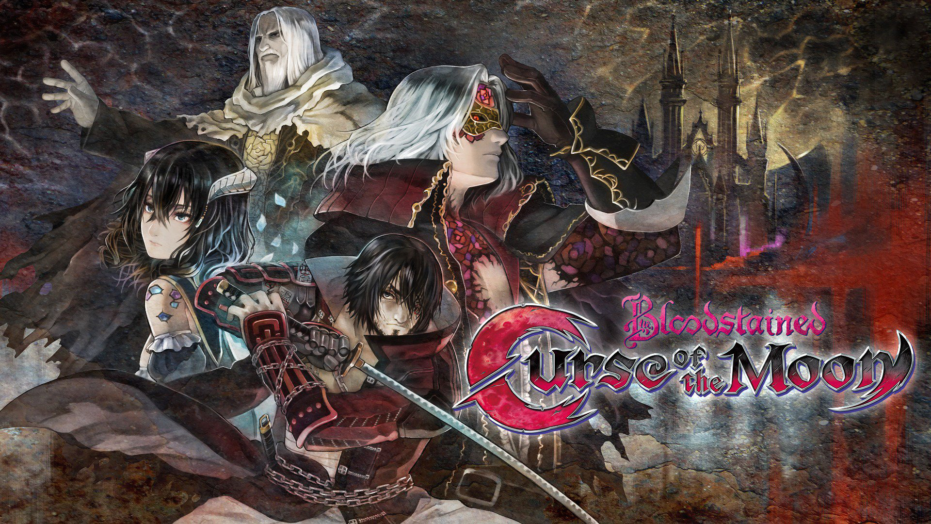 Bloodstained Curse of the Moon - Review 01