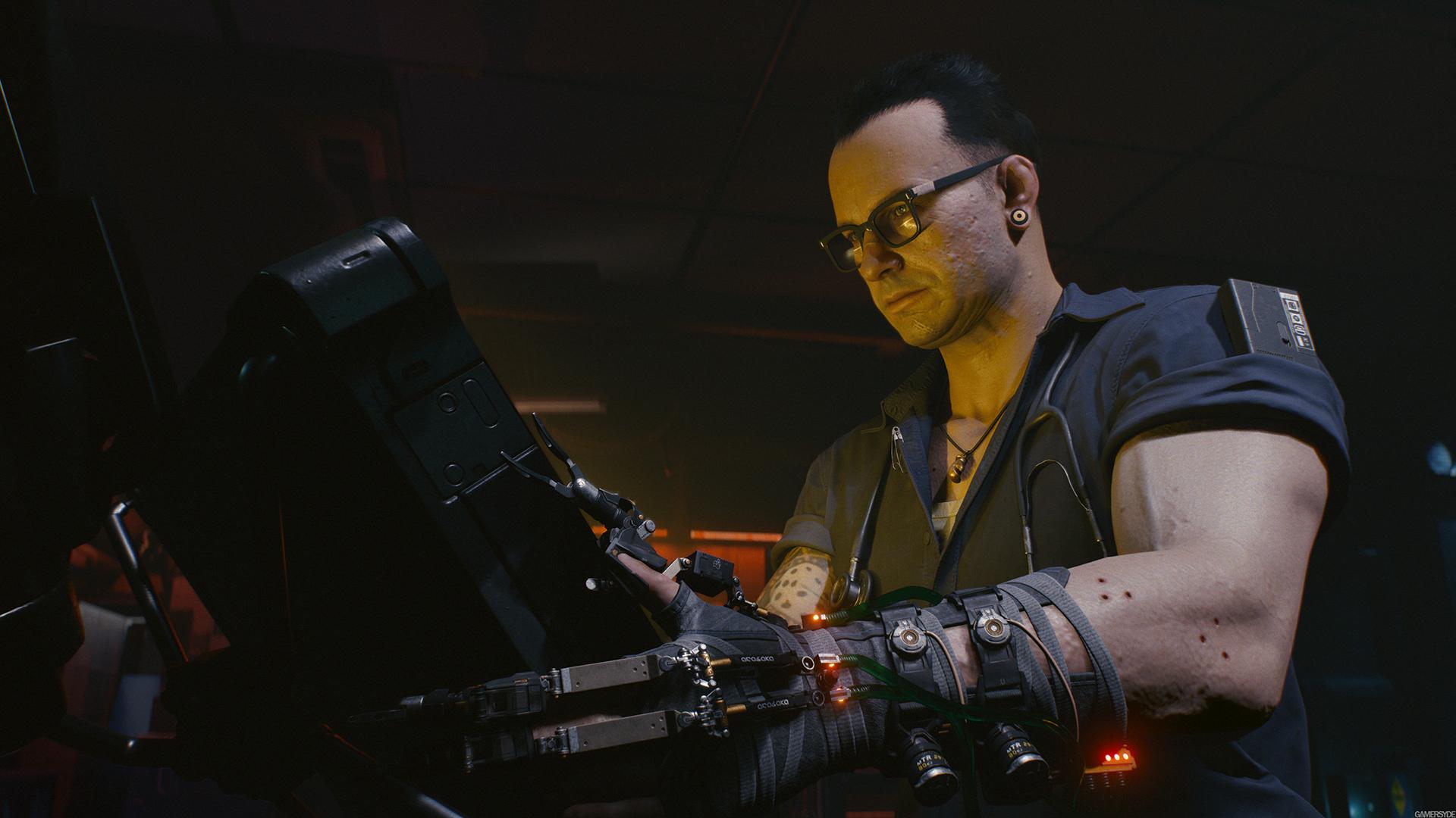 cyberpunk 2077 - e3 2018 - img22