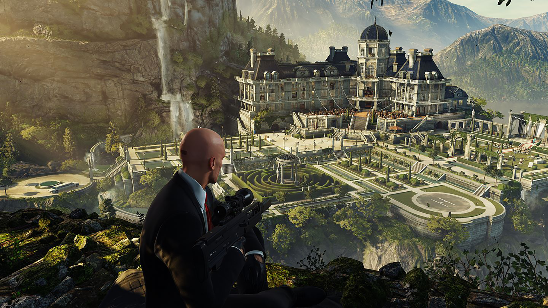 Hitman: Sniper Assassin Review 01