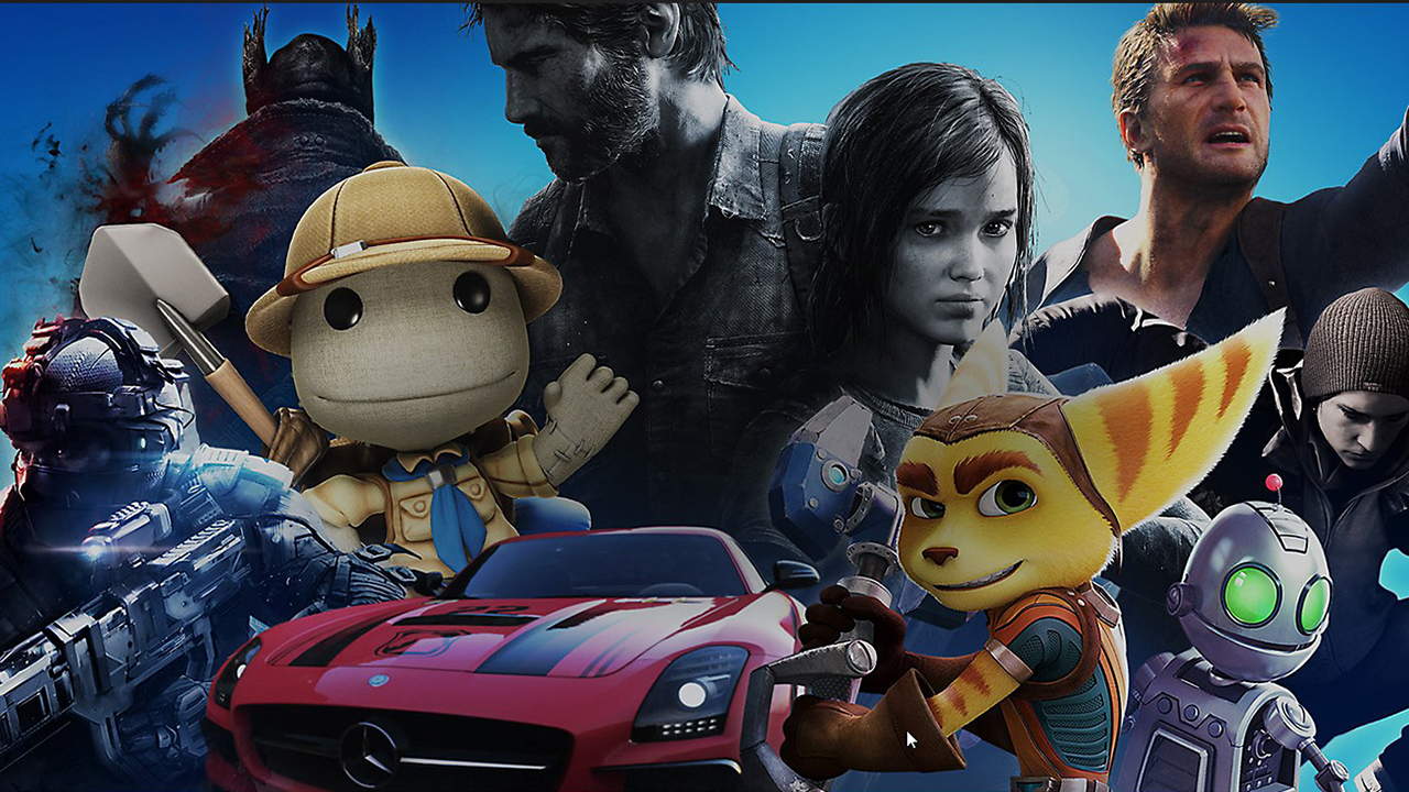 playstation hits series - july 2018