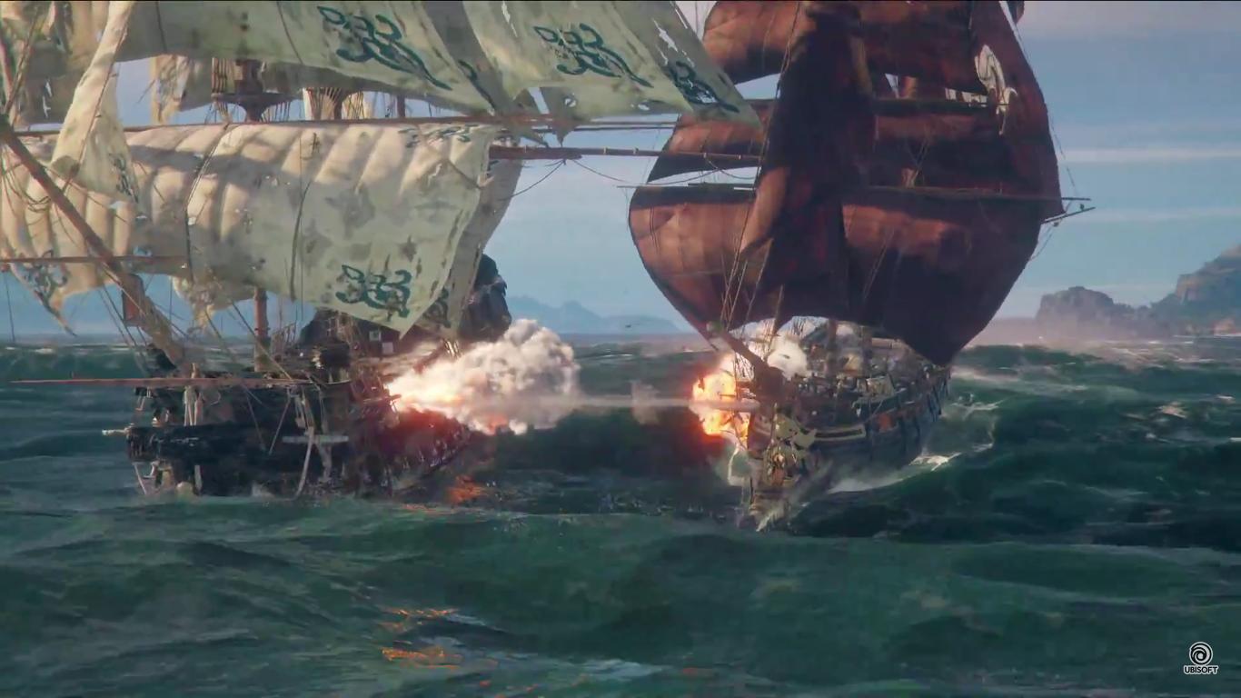 E3 2018 Skull Bones Unleashes Its Broadsides In New Set Of