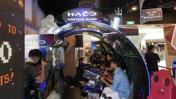 Halo: Fireteam Raven 30/07/18 09