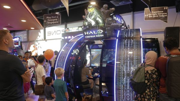 Halo: Fireteam Raven 30/07/18 08