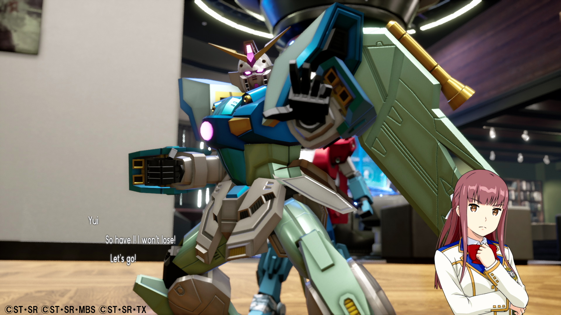New Gundam Breaker - Review 01