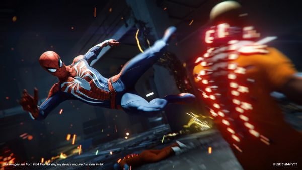Marvel's Spider-Man 23/07/18 08