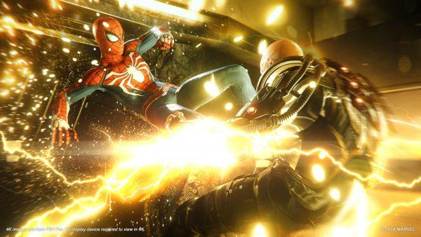 Marvel's Spider-Man 23/07/18 09