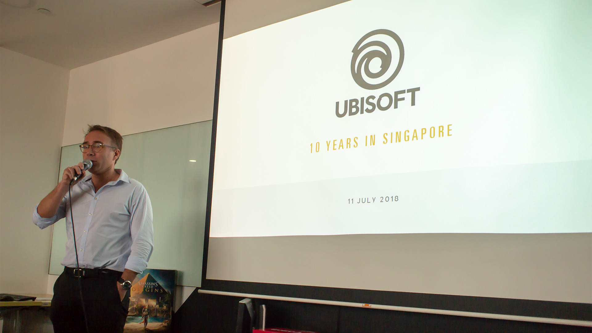 Ubisoft Singapore 10th Anniversary - 01
