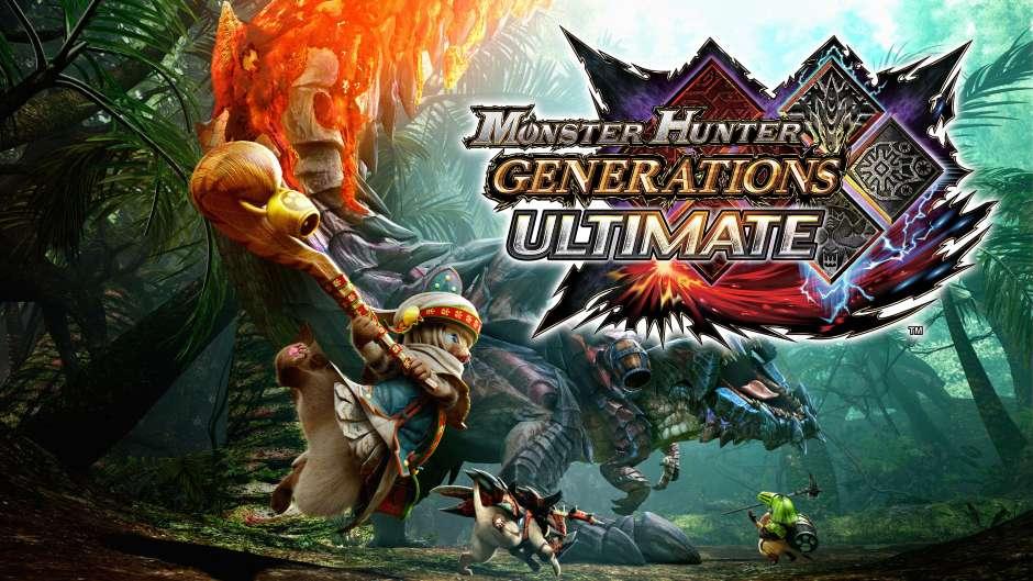 Monster Hunter Generations Ultimate 28/08/18 01