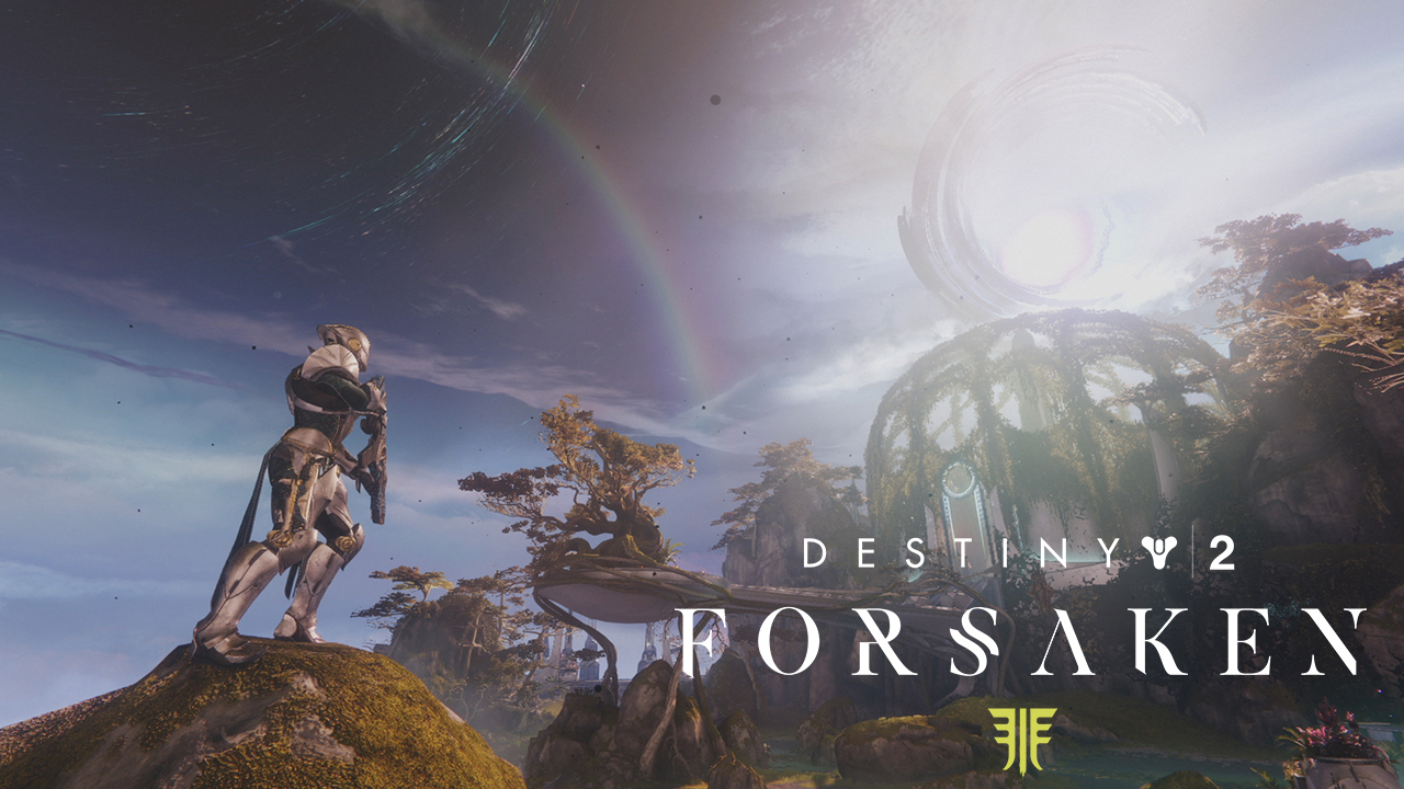 Destiny 2 Forsaken - Dreaming City