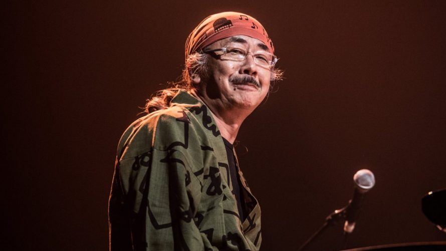 Nobuo Uematsu 14/08/18 1