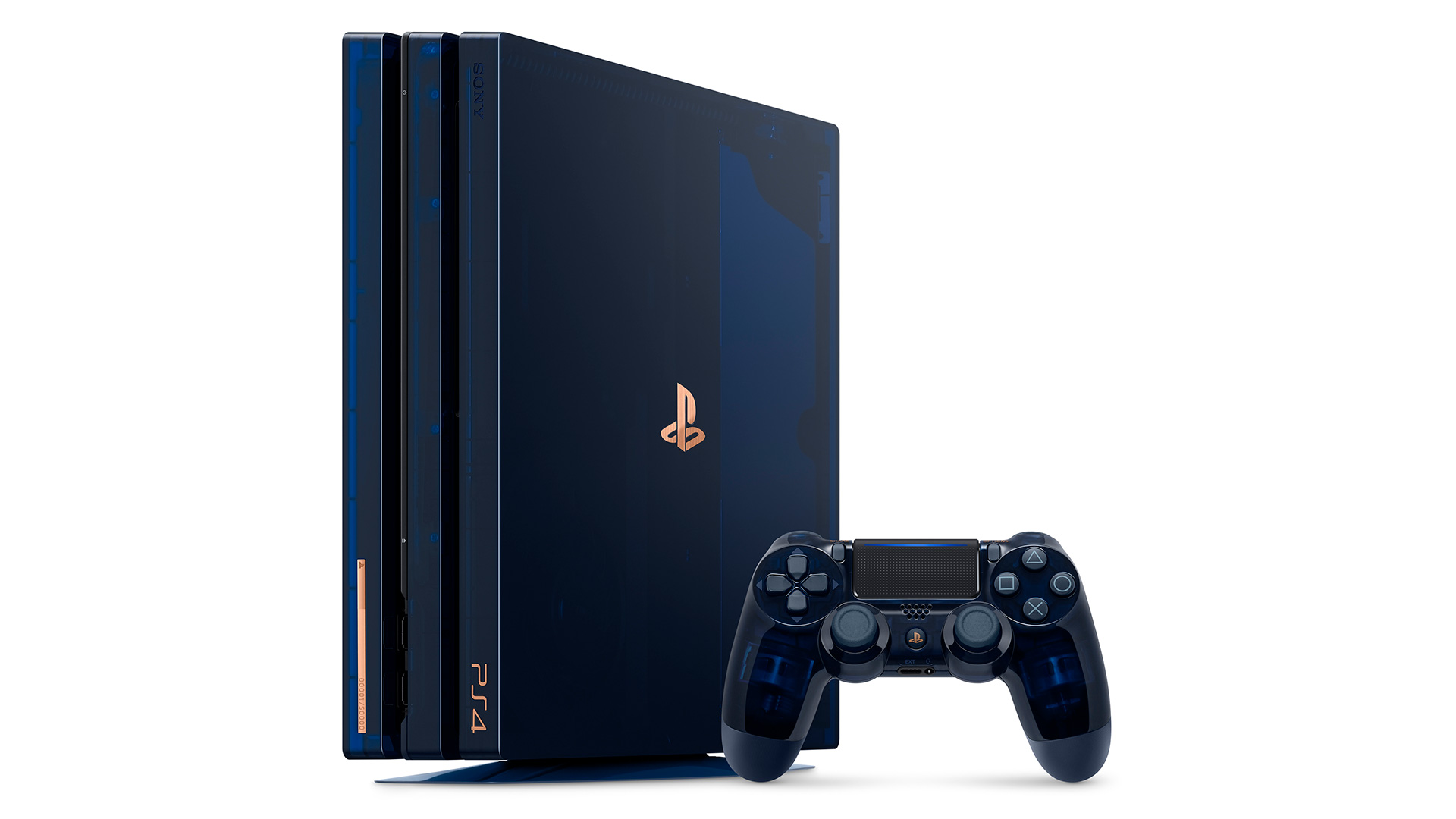500 Million Limited Edition PS4 Pro - 01