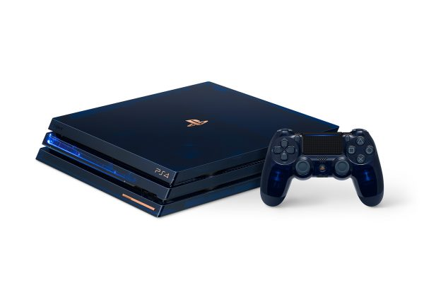 500 Million Limited Edition PS4 Pro - 02