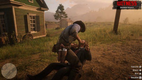 Red Dead Redemption 2 - Gameplay Trailer 01