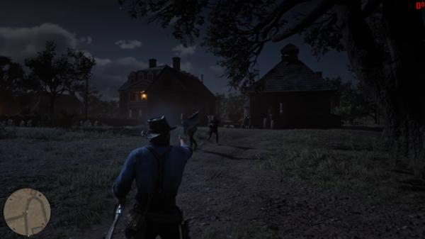Red Dead Redemption 2 - Gameplay Trailer 02