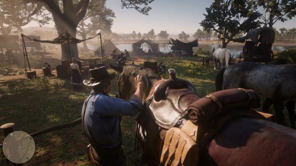 Red Dead Redemption 2 - Gameplay Trailer 03
