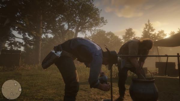 Red Dead Redemption 2 - Gameplay Trailer 04