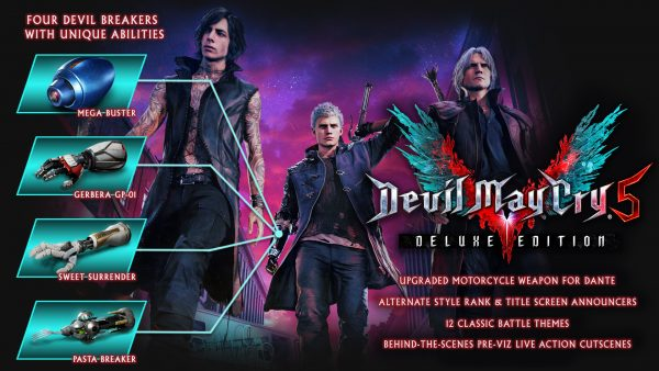 TGS 2018 Devil May Cry 5 -02