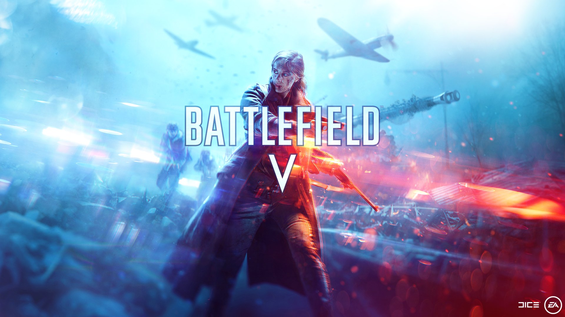 Battlefield V Open Beta - 01