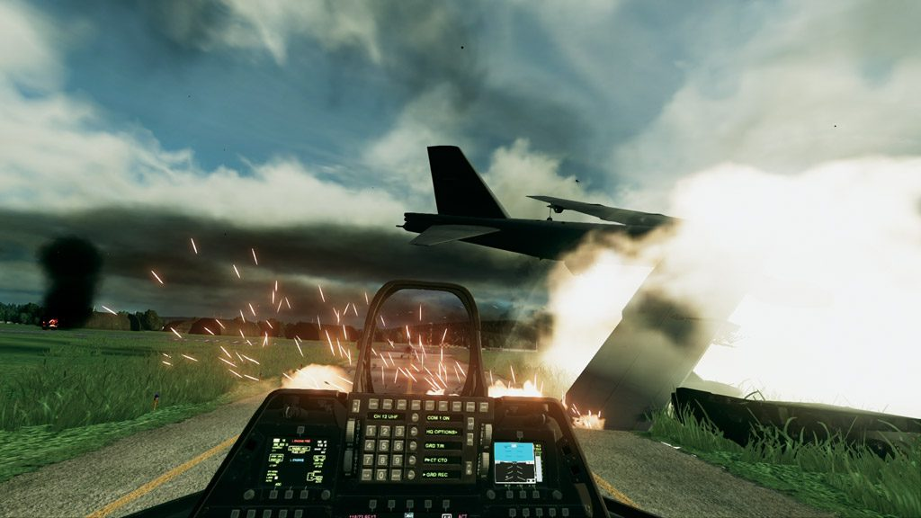TGS 2018: Ace Combat 7's PlayStation VR mode is fantastic - GameAxis