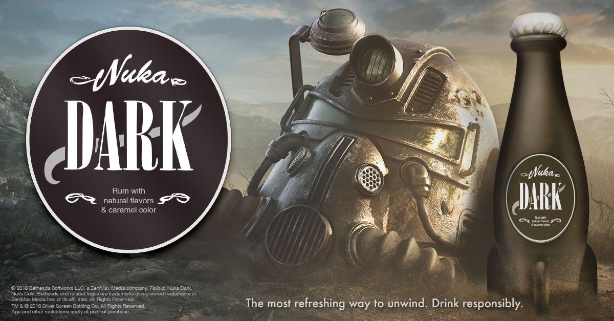 Nuka Dark Rum - 01
