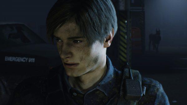 TGS 2018 Resident Evil 2 - 02