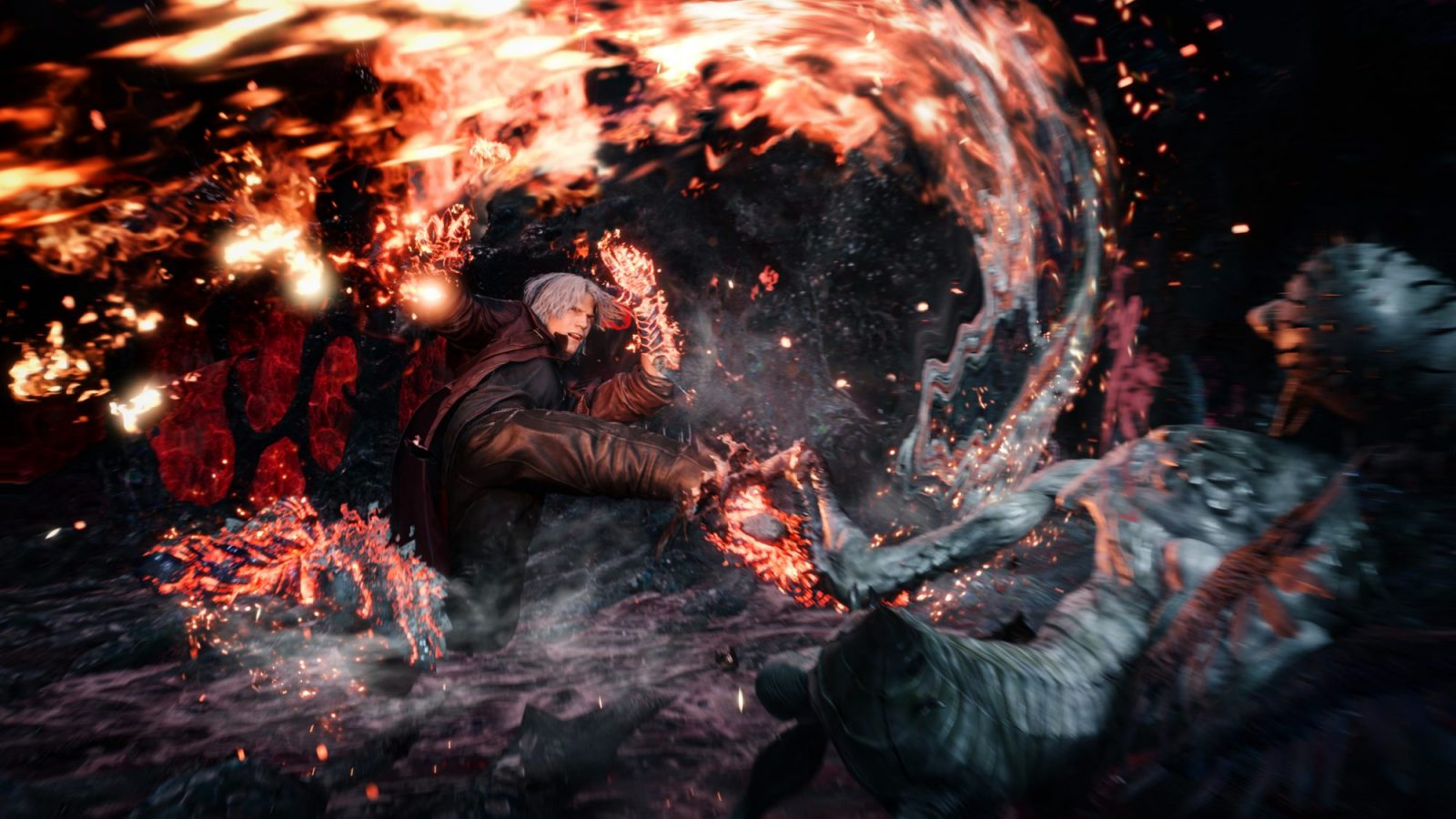 TGS 2018 Devil May Cry 5 - 01