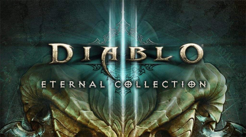 Diablo III Eternal Collection - 01