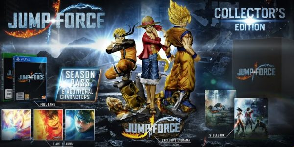 TGS 2018 JUMP FORCE Collector's Edition - 02