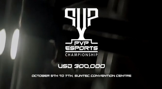 PVP eSports Championship Grand Finals to be held in