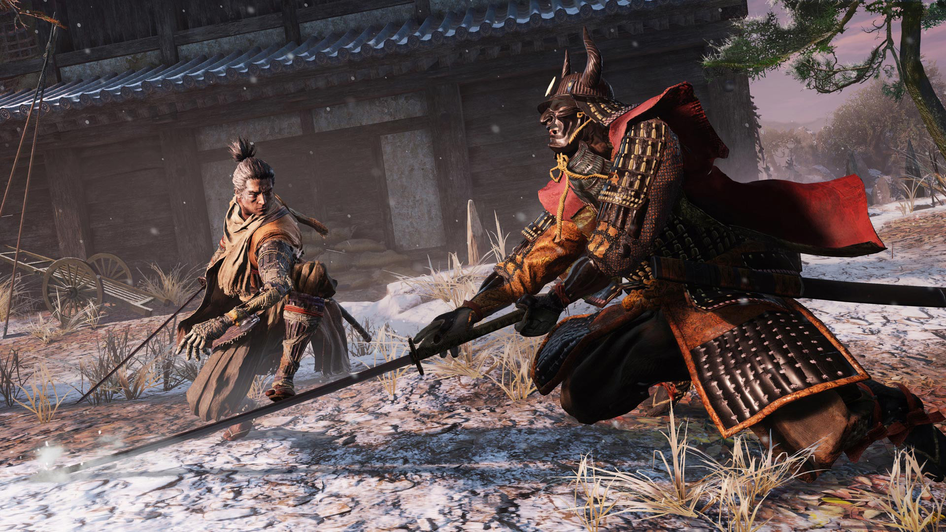 sekiro shadows die twice tgs 2018