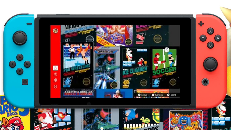 The Classics Return Through The Nintendo Switch Online
