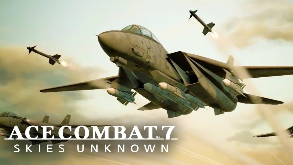 TGS 2018: Take to the skies with Ace Combat 7 - GameAxis