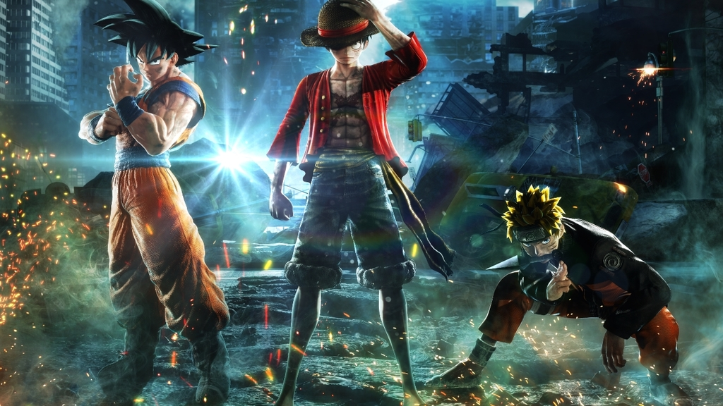 TGS 2018 JUMP FORCE - 01