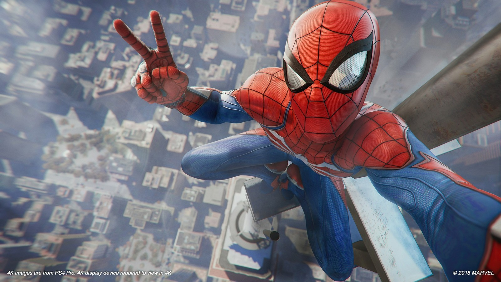 review: marvel's spider-man for the ps4 is the greatest spider-man