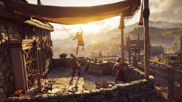 Assassin's Creed Odyssey - Review 08