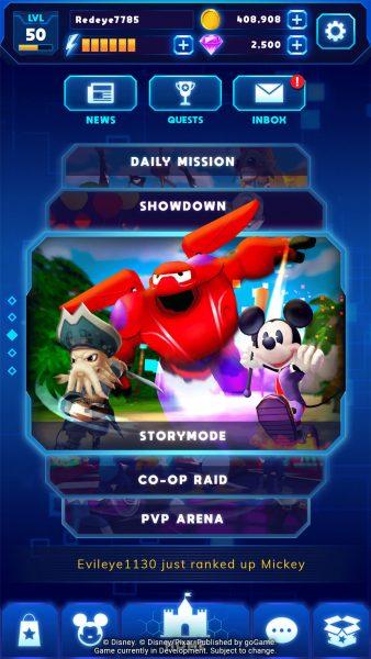 Disney Epic Quest - GameStart 2018 - 02